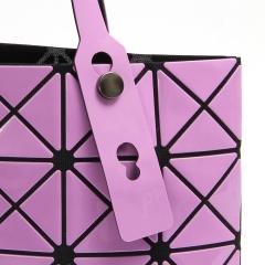 Geometric Rhombus Bag Casual Handbag Pink