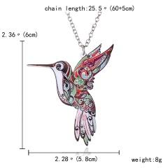 New Printing Flower Animal Cat Horse Dog Sun Moon Pendant Necklace Jewellery Bird