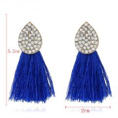Fashion tassel Earrings Drop dangle New 1