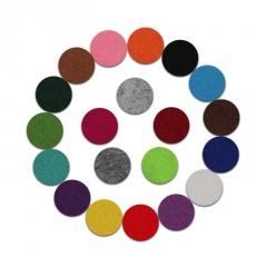 10pcs Perfume Cotton Colorful Necklace Accessories 10pcs