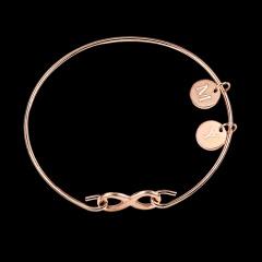 Diy Personalized Engraved Bracelet Couple Jewelry 4