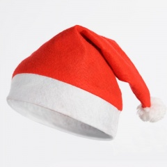 Christmas Adult Red Hats Santa Cap XMAS Fancy Dress Party Cosplay Gifts 1pc