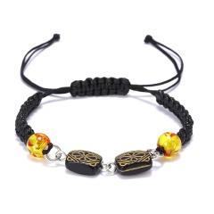 Retro Ethnic Beaded Hand-woven Bracelet Beads