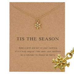 Simple Sun Leaf Wing Charms Pendant Chain Necklace Womens Fashion Jewellery Hot season