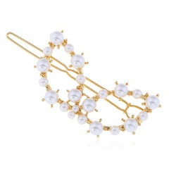 Pearl Butterfly Triangle Hairclip Butterfly