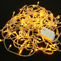10M Christmas LED String Lights Christmas Tree Decoration Lights 220V-Yellow