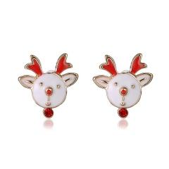 Fashion Christmas Earrings Women Drop Dangle Earrings New Year Jewelry Gift HOT #8