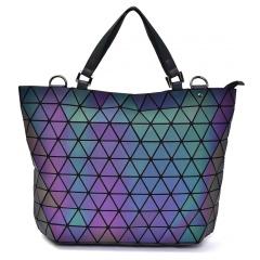 Geometric Ringer Shoulder Bag Crossbody Bag 41*28.5*13cm The diamond model