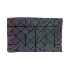 Geometric Diamond Single Shoulder Diagonal Cross Bag Luminous Color Chest Bag The geometric model