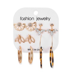 Fashion Earring Acetic acid version earrings 7