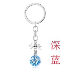 Bowknot key chain 4