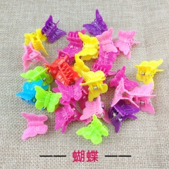 Mini Hairpin(100 pieces) Butterfly
