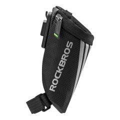 Black Mountain Bike Tool Tail Bag Riding Equipment Accessories Cycling Bag Black