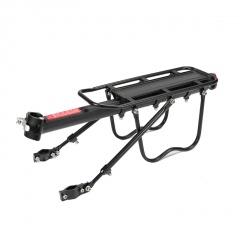 Bicycle Aluminum Alloy Rear Racks Riding Equipment Accessories Black