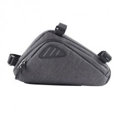 Mountain Bike Triangle Tool Bag Beam Bag Gray