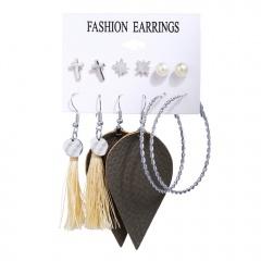 Fashion Earring Acetic acid version earrings 10