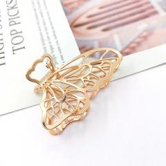 Wholesale Fashion Headwear Butterfly Gold