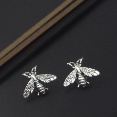 1 Piece Bell Small Pins Brooches Wholesale Silver