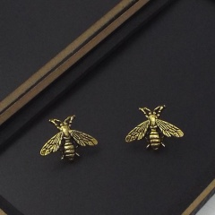1 Piece Bell Small Pins Brooches Wholesale Gold