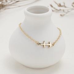 Symbol Edition Twelve Constellation Paper Card Chain Bracelet (Chain length: 18+3cm, paper jam: 9*7.5cm) Sagittarius